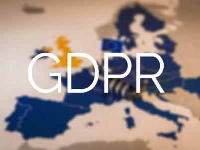 Evropské Nařízení GDPR Se Týká Vašeho účtu!
