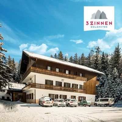 Hotel Casa Alpina – 6denní Lyžařský Balíček Se Skipasem A Dopravou V Ceně**