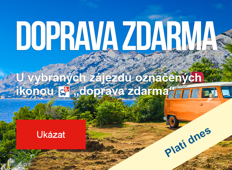 Slider Doprava Zdarma Mobile